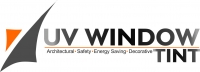UV Window Tint - Logo