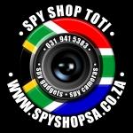 Spy Shop Amanzimtoti - Logo