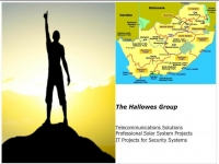 The Hallowes Group - Logo