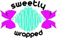 Sweetly Wrapped - Logo