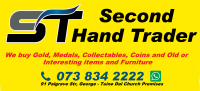 Second Hand Trader - Logo