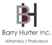 Barry Hurter Attorneys - Logo
