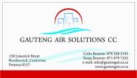 Gauteng Air Solutions cc - Logo