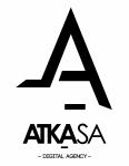 ATKASA - Digital Agency - Logo