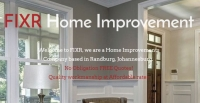 FIXR Home Improvement - Logo