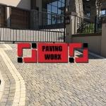 Paving Worx - Logo
