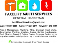 Facelift Multi Services - Logo
