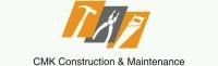 CMK Construction & Maintenance - Logo