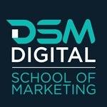 DSM Digital School of Marketing - Logo