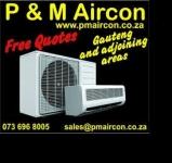 PM Aircon PTY LTD  - Logo