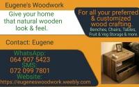 Eugene's Woodwork - Logo