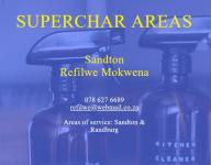 Superchar Sandton - Logo