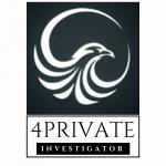 4Private Investigator - Logo