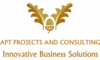 APT PROJECTS & CONSULTING (PTY) LTD - Logo