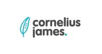 Cornelius James Branding - A Creative Design  - Logo