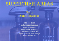 Superchar North - Logo