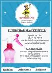 Superchar Brackenfell Cleaning service - Logo