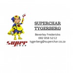Superchar Tygerberg - Logo