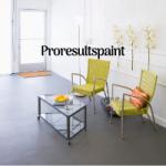 Proresultspaint - Logo