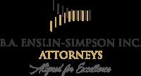 BA Enslin-Simpson Attorneys Incorporated - Logo