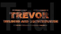 TREVOR WELDING AND CONSTRUCTION  - Logo