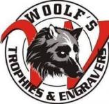 Woolf's Trophies & Engravers - Logo