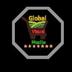 GLOBAL VISUAL MEDIA - Logo