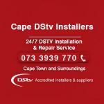 Cape DSTV Installers - Logo