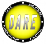 DARE (DRUG ASSESSMENT REHAB & EDUCATION) - Logo
