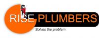 Rise Plumbers - Logo