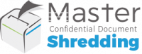 Master Confidential Document Shredding - Logo