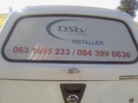 Vuke DSTV INSTALLER - Logo