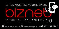Biznet online marketing - Logo