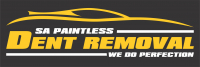 SA Paintless Dent Removal - Logo
