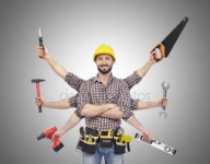 Renovations and construction services - Logo