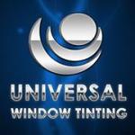 Universal Window Tinting - Logo