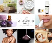 SA Essential Oils (Online Shop) - Logo