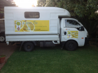 Lemon Tree Cleaning Service - Logo
