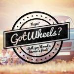 Got Wheels? - Logo