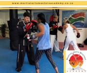 Martial Arts Masters Academy - Logo