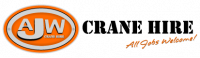 AJW Crane Hire - Logo