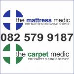 Mattress and Carpet Medic - Logo