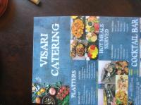 Visari Catering  - Logo
