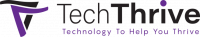 TechThrive - Logo