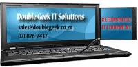 Double geek IT Solutions - Logo