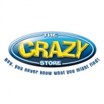 The Crazy Store - Worcester Mountain Mill - Logo