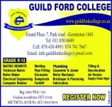 GUILDFORD COLLEGE - Logo