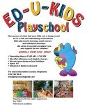ED-U-KIDS Playschool - Logo