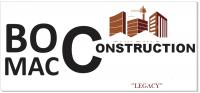 BO MAC CONSTRUCTION - Logo