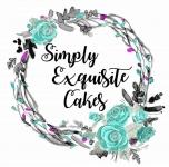 Simply Exquisite Cakes  - Logo
